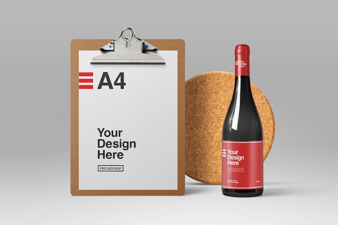 bottle-wine-and-clipboard-mockup-avelina-studio-easybrandz-1