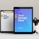 cat-with-tablet-and-clipboard-mockup-avelina-studio-easybrandz-1