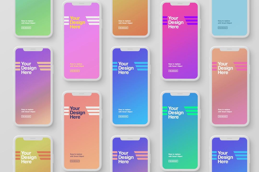 iphone-x-mockup-minimal-white-avelina-studio-easybrandz-1