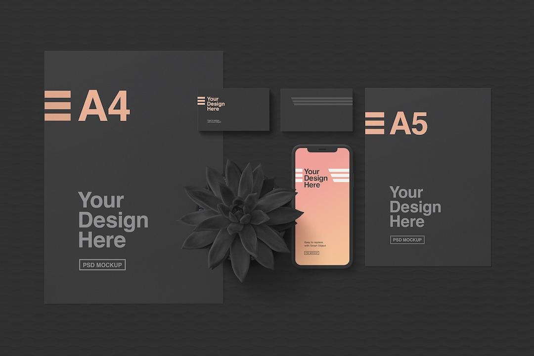 stationery-mockup-minimal-black-avelina-studio-easybrandz-1