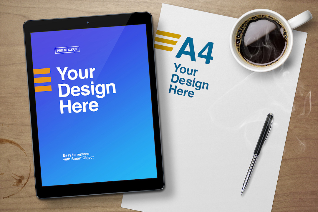 tablet-and-a4-paper-mockup-avelina-studio-easybrandz-1-1