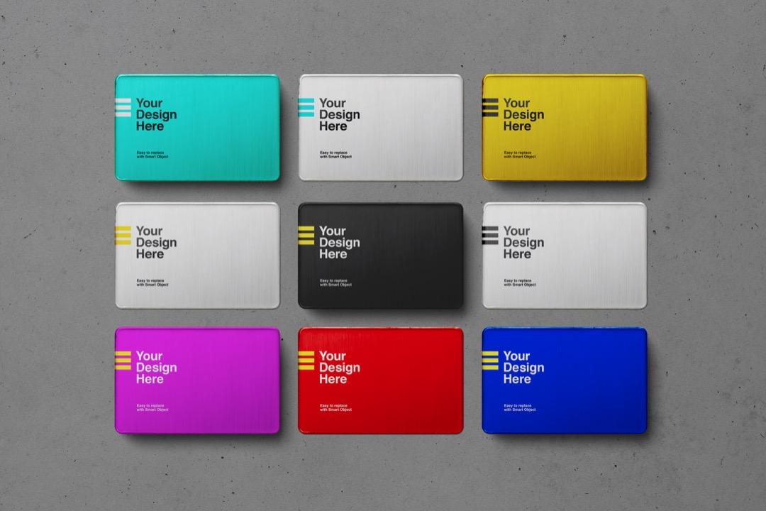 metal-business-card-mockup-top-view-avelina-studio-mrc-1