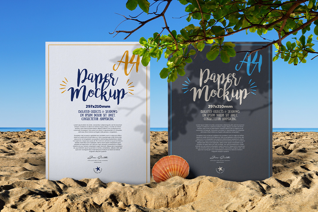 a4-flyer-poster-mockup-beach-sea-sand-nature-front-view-3-avelina-studio-1